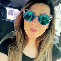 lentes de sol 2016 Cat Eye Sunglasses, Mirrored Sunglasses, Sunglasses Women, Sunnies, Eyes, Shades, Girls, Fashion, Pretty Girls