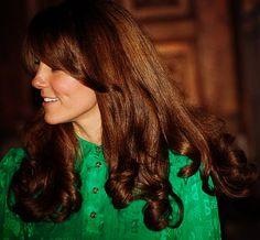 Kate Middleton: Hair