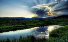 Fonds d'écran Nature Ciel - Nuages Nuages