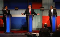 The fourth Republican presidential debate featured fewer candidates, but no shortage of factual missteps.