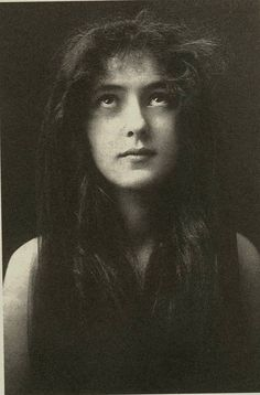 Evelyn Nesbit, 1901