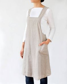 https://www.etsy.com/listing/503035736/linen-pinafore-apron-dress-for-women-in