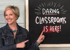 """Free resources from Brene Brown on applying """"Dare to Lead"""" principles in the classroom. """"We must be guardians of spaces that allow students to breathe, be curious, and to explore. Teacher Blogs, Teacher Resources, Classroom Resources, Classroom Ideas, The Power Of Vulnerability, Daring Greatly, Responsive Classroom, Letter To Parents, Religious Education"""