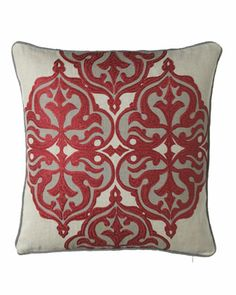 Classic Concepts Inc Multicolored Patterned Pillows - Neiman Marcus