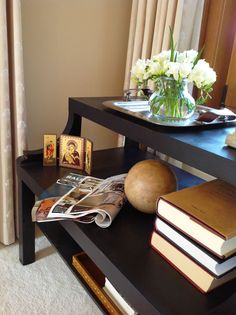 Ikea Lack Hack – From Coffee Table To The Perfect Bedside Table