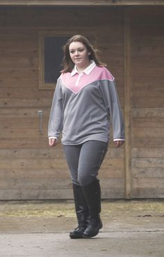Fuller Fillies Polo Shirt and Piper Breeches.