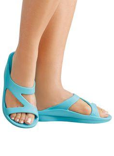 Telic™ Z Strap Sandal at http://www.FeelGoodSTORE.com.
