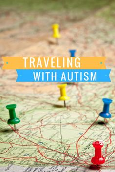 Sometimes it can be difficult traveling with kids on the Autism spectrum, but…