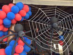 A Teia do Homem Aranha