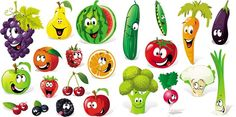 Fashion Design Sketches, Best Fruits, Yoshi, Veggies, Clip Art, Drawings, Fun, Animation, Paint