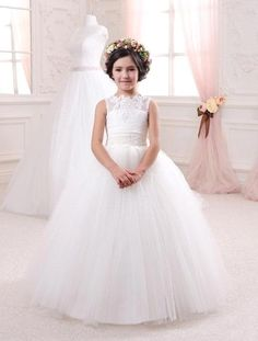 http://babyclothes.fashiongarments.biz/  2016 New Hot Ball Gown Tulle Flower Girl Dresses Appliques Open Back Bowknot Girls First Communion Dress Elegant Princess Dress, http://babyclothes.fashiongarments.biz/products/2016-new-hot-ball-gown-tulle-flower-girl-dresses-appliques-open-back-bowknot-girls-first-communion-dress-elegant-princess-dress/,    Welcome to my shop We are a professional wedding dresses design and manufacturing company. All our products are made of top quality materials…