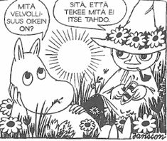Let me introduce you to the moomin & Manga Moomin Valley, Tove Jansson, Cute Doodles, Frog And Toad, Story Of My Life, Fantasy World, How To Introduce Yourself, Happy Life, Comic Art