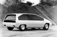 The 1981 Citroen Xenia by Trevor Fiore