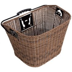 Or the rattan basket...?