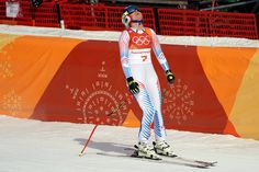 Lindsey Vonn Wins Bronze Medal in Womens Downhill