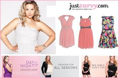 Whether you want a special occasion dress or a pair of jeans, you will find the perfect item at Just Curvy. Check out their website for the most amazing range of cheap plus size clothing.