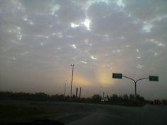 Unas alitas en el cielo...
