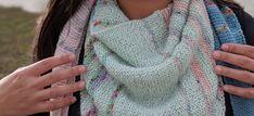 Fantastic Fade Shawl: Free Knitting Pattern – Darsi Stitches Vogue Knitting, Free Knitting, Free Knit Shawl Patterns, Yarn Store, Knitting Magazine, Make Color, Garter Stitch, Knitted Shawls, Yarn Colors