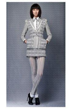 Thom Browne Resort runway fashion 2014