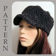 How to crochet a skull cap - by Kathy Bieze - Helium