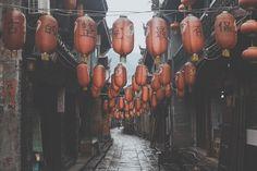 Luke Gram in China - Via Nelli Arnths blog