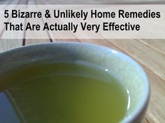 We've all been exposed to home remedies of one kind or another. Although entertaining, such as the one claiming to cure acne with urine, most are not worth even trying. However, this isn't the case with all home remedies. The following list consists of...