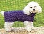 Several Free Crochet Dog Sweaters Patterns.