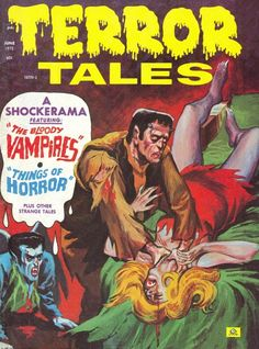 "Terror Tales ""The Bloody Vampires"" #horror #vampires"