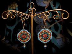 new earrings made by barbara schär