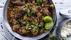 This delicious, rich curry is easy to cook once the paste is made, and is also great with lamb or chicken. Beef Massaman Curry, Beef Curry, Lentil Curry, Risotto Recipes, Curry Recipes, Beef Recipes, Cooking Recipes, Beef Meals