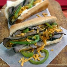 Philly steak sandwich - Healthy Recipes - Mayo Clinic