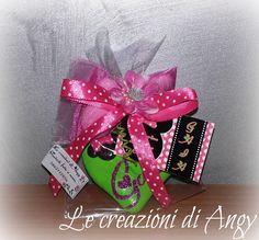 Bomboniera primo compleanno personalizzata