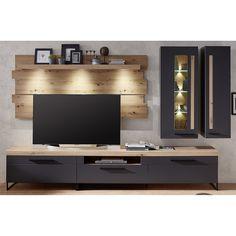 Tv Furniture, Furniture Design, Tv Unit Design, Living Room Tv, Loft, Home Staging, Modern Interior Design, Room Inspiration, House Design