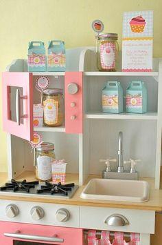 Pocket: Кухня ИКЕА детская. Переделки