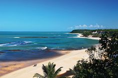 Espelho Beach - Bahia, BRASIL Rio Grande Do Norte, Dream Vacations, Vacation Spots, Countries In America, Places Around The World, Around The Worlds, Romania Tours, Places To Travel, Places To Visit