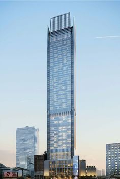 Proposed 66-Storey Tower Could Be LA's Third Tallest Building,Courtesy of Los Angeles Department of City Planning