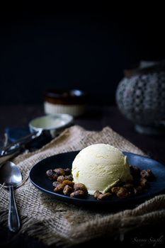 ... • on Pinterest | Lavender Ice Cream, Blueberry Ice Cream and Ice