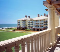 Sanctuary Hotel at Kiawah Island Golf Resort, one of Conde Nast Traveler's Top 100 Hotels and Resorts Spas, Hotels And Resorts, Best Hotels, Best Places To Travel, Places To Go, Kiawah Island Golf, Century Hotel, 21st Century, Folly Beach