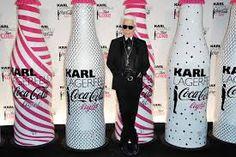 Resultado de imagen para coca cola karl lagerfeld