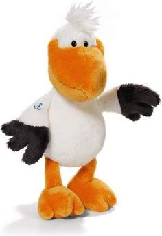Nici- Pelicano 50cm - $ 700.00 en MercadoLibre