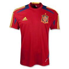 Spain 12/13 F50 Training Jersey