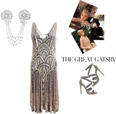 The Great Gatsby - Flapper style
