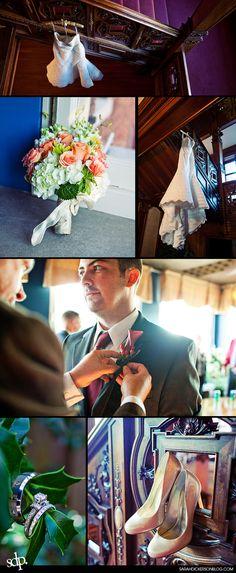 Loose Mansion | KC Weddings | Sarah Dickerson Photography