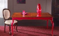 Tavolo in noce Art.SA709  #tavolo #arredamento #classico #tavoliclassici