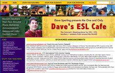Daves ESL Cafe