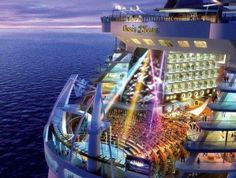 Oasis of the Seas: un lujoso crucero