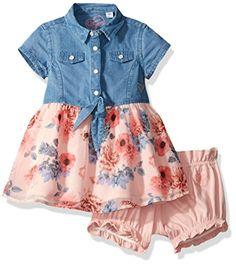GUESS Girls' Ss Denim and Floral Chiffon Dress W/ Diaper ... https://www.amazon.com/dp/B01MDUAPDC/ref=cm_sw_r_pi_dp_x_TGBGybM94KTGJ