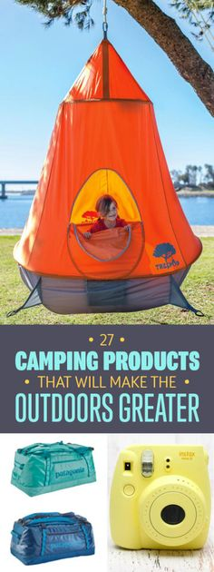 27 Camping Products That Will Make The Outdoors Greater