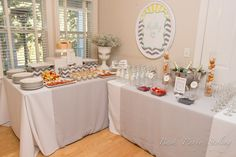 Yellow & Grey, Brunch Baby Shower Party Ideas | Photo 18 of 23 | Catch My Party