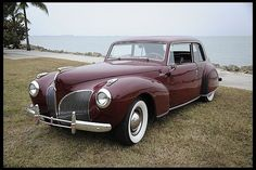 1941 Lincoln Coupe Maintenance/restoration of old/vintage vehicles: the material for new cogs/casters/gears/pads could be cast polyamide which I (Cast polyamide) can produce. My contact: tatjana.alic@windowslive.com